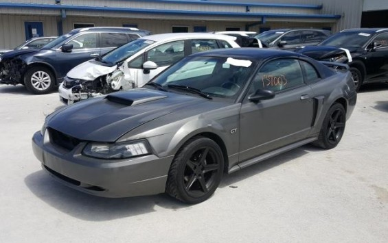 04 FORD MUSTANG GT